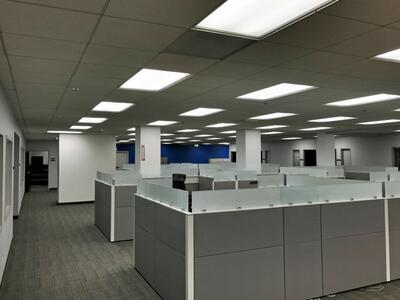 Low-Walled Cubicles