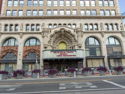 Million Dollar Theater Exterior