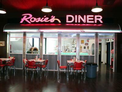1950 S Diner Scv Locations